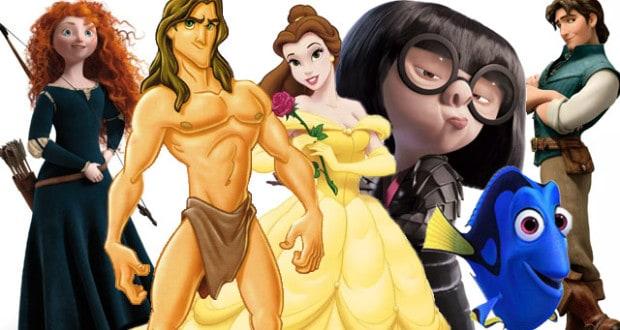 Disney Characters Quiz