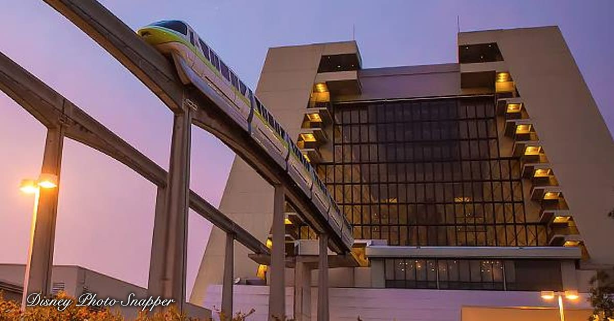 Contemporary Monorail
