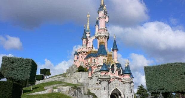 Sleeping_Beauty Castle, Disneyland, Paris