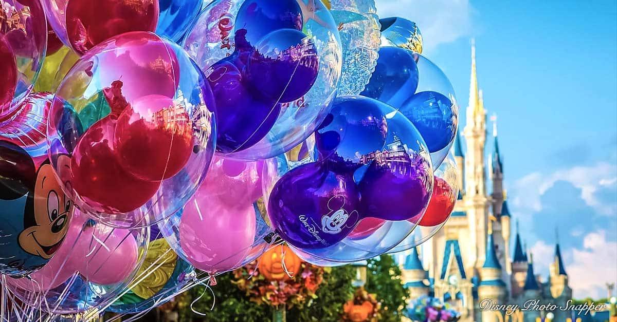 Castle Balloons