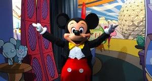Epcot Mickey
