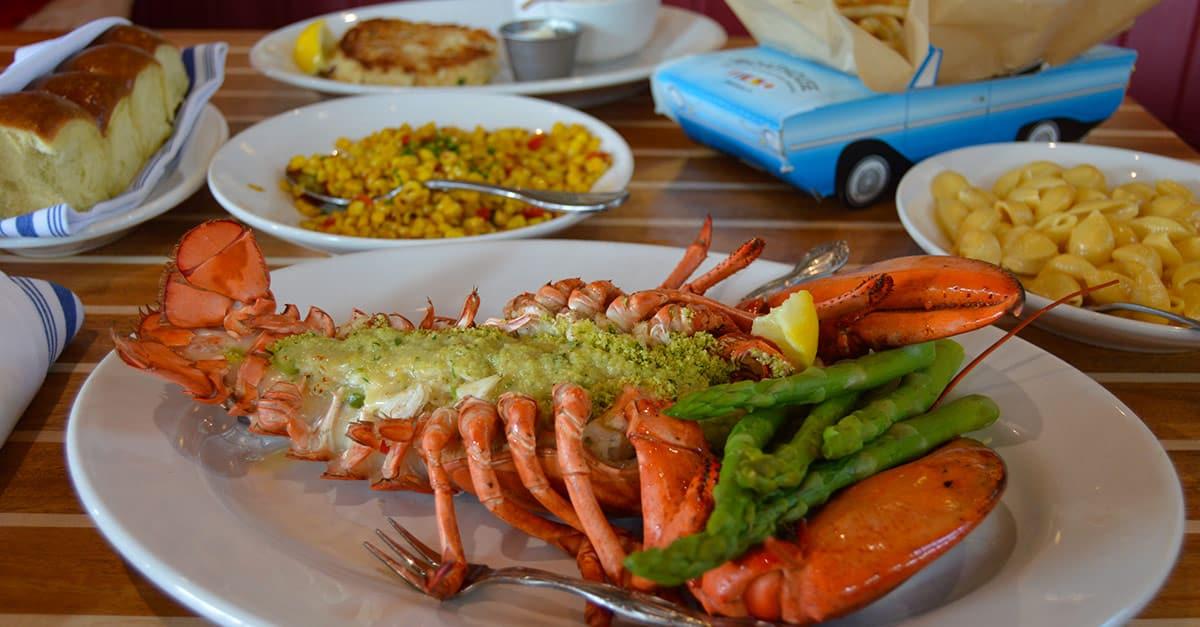 Boathouse Food
