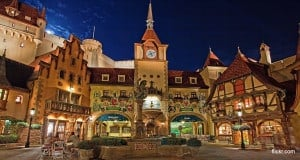 World Showcase - Germany