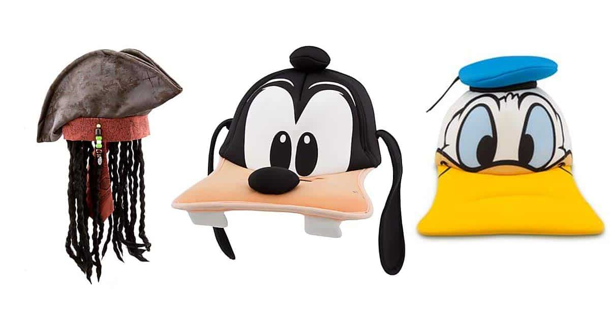 Hats Disney