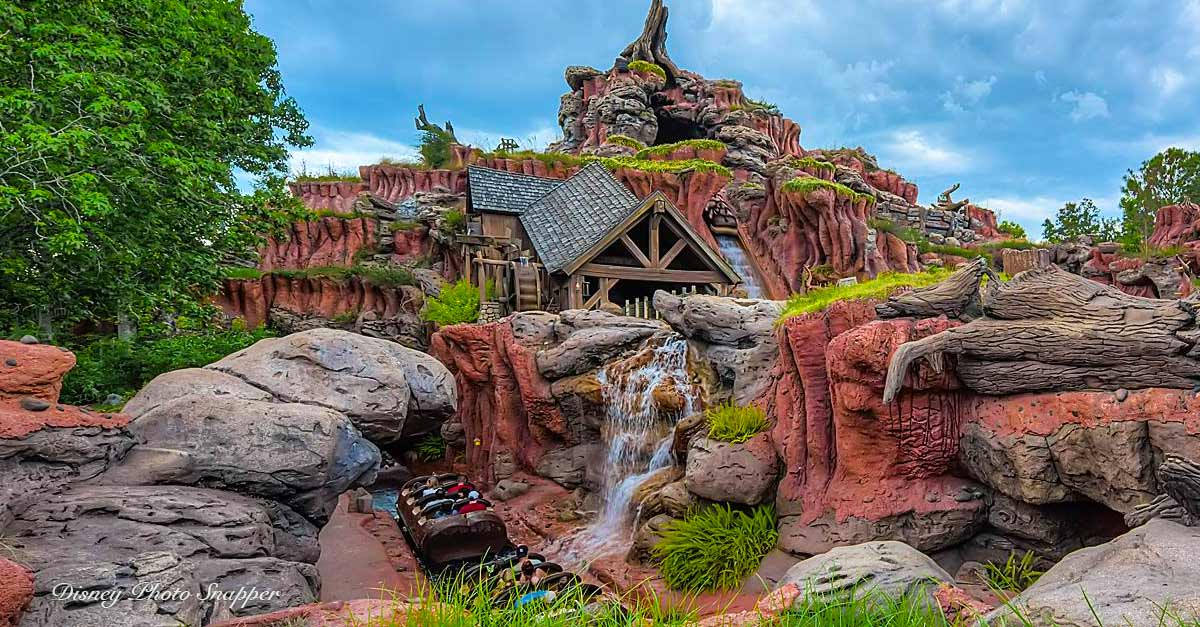 splash mountain disney world