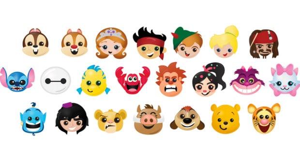 disney emoji related keywords - photo #7