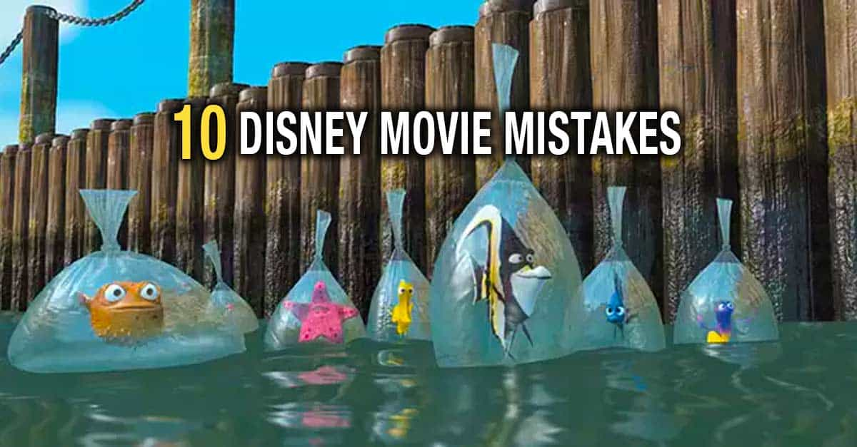 10 Movie Mistakes That Slipped Through Editing