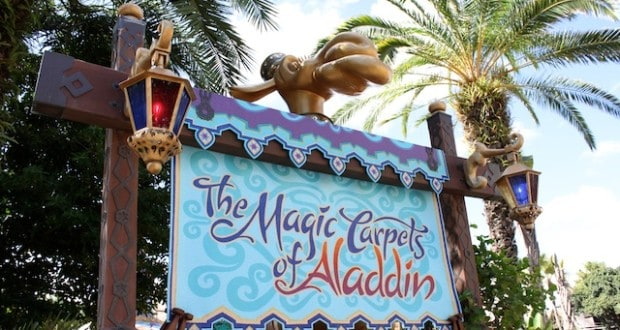 Magic Carpets of Aladdin
