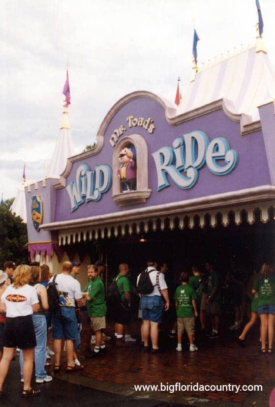10 Discontinued Walt Disney World Rides
