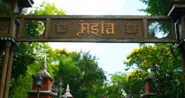 Animal Kingdom's Asia