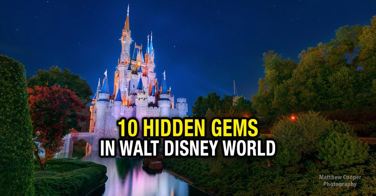10 Hidden Gems