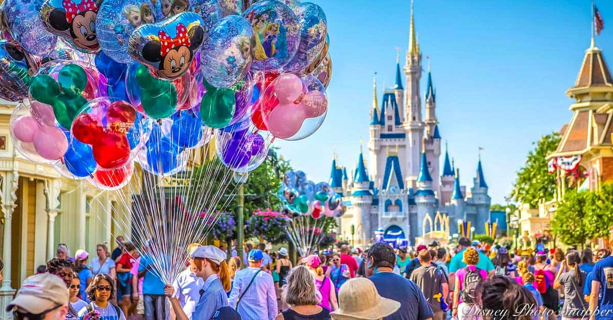 Castle Day Balloons