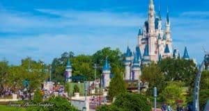 Castle Daytime _ disney world jobs