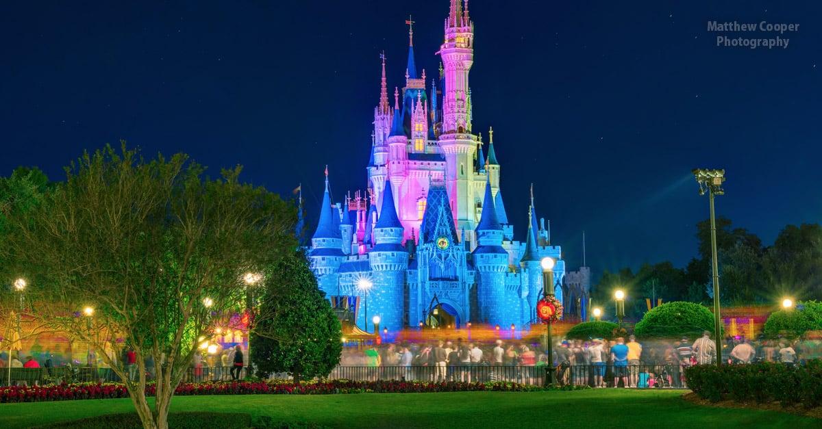 Castle Night