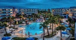 Resort Pool _ Disney World