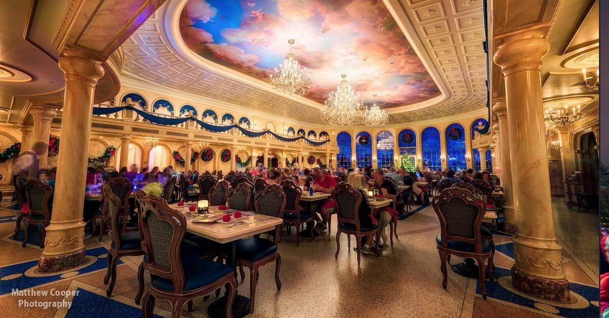 Top Places To Have Dinner In The Walt Disney World Parks - Walt disney world table service restaurants