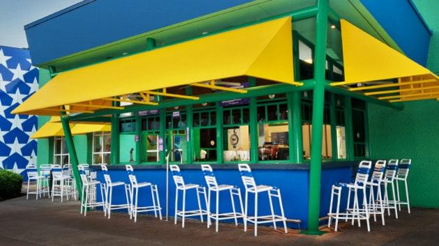 Grandstand Pool Bar