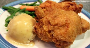 50s Primetime Cafe Fried Chicken