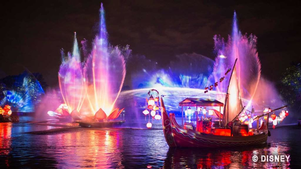 "Disney's Animal Kingdom ""Rivers Of Light"""