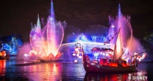 "Disney's Animal Kingdom ""Rivers Of Light"""