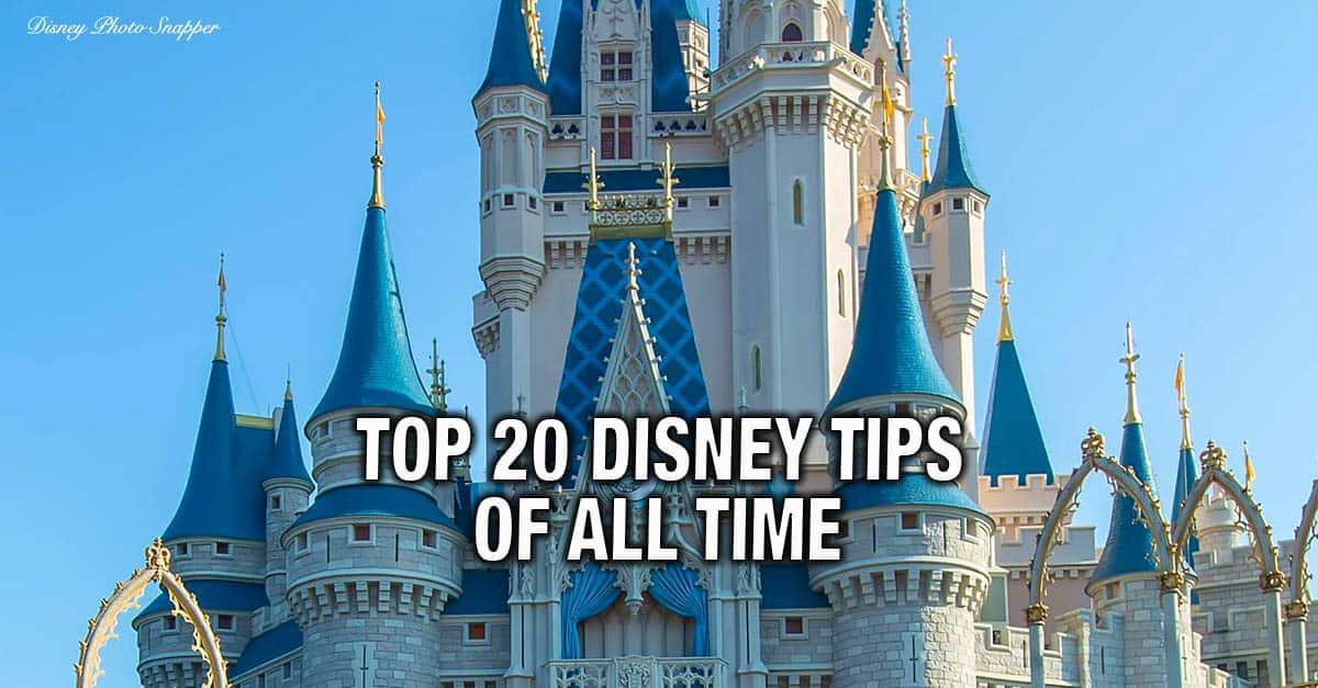 20 Disney Tips