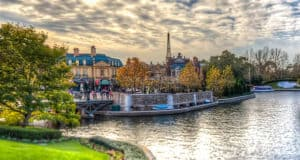 World Showcase France