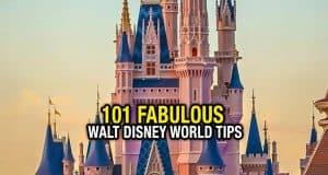 101 Fabulous Walt Disney World Tips