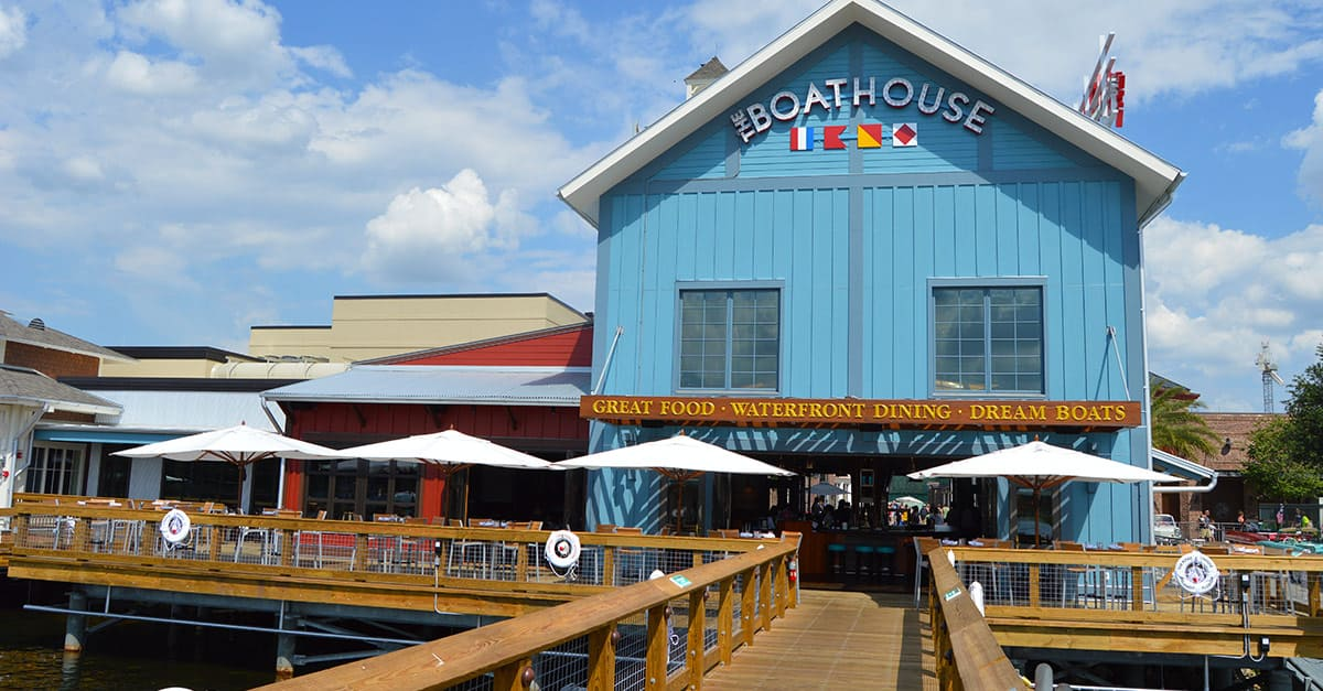 8 Restaurants We Can't Get Enough Of At Disney Springs