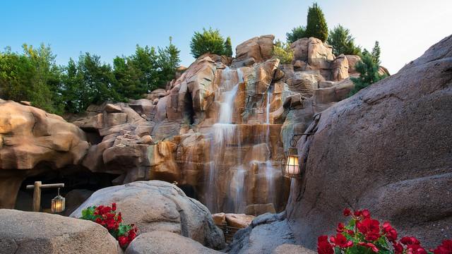 Canada Waterfall Disney