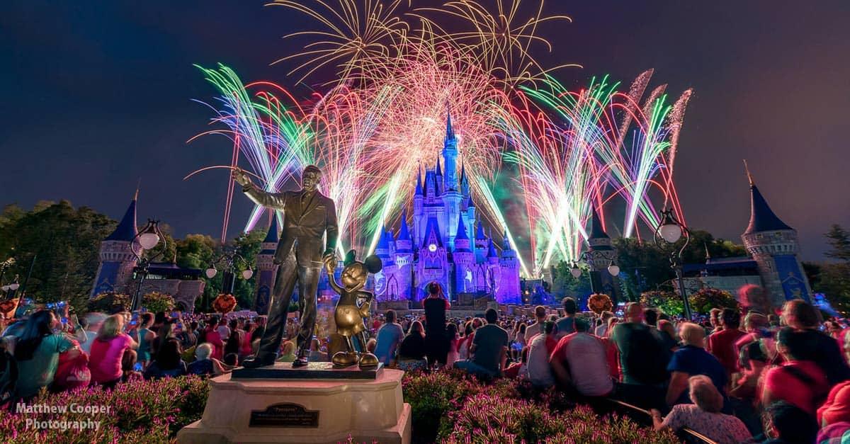 5 Day Trip Plan For Walt Disney World