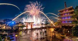 Epcot Illuminations Japan