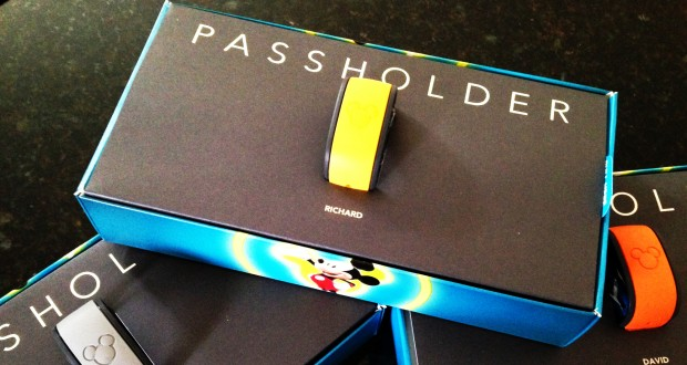 Pass holder Magic Band