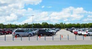 DIsney Parking Lot