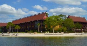 Polynesian Resort