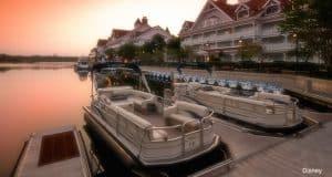 Disney Boats
