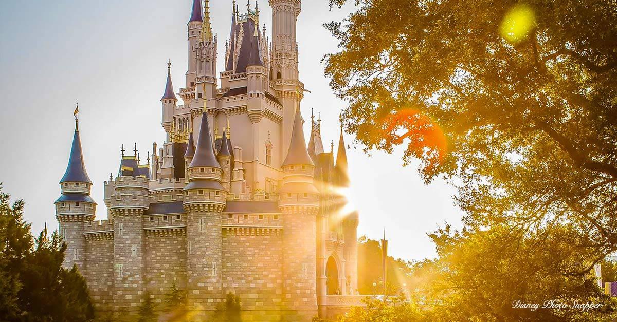 Disney Castle Sunbeam