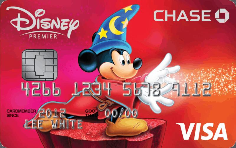 Disney Visa Card
