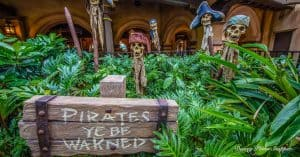 Pirates Be Warned Adventureland