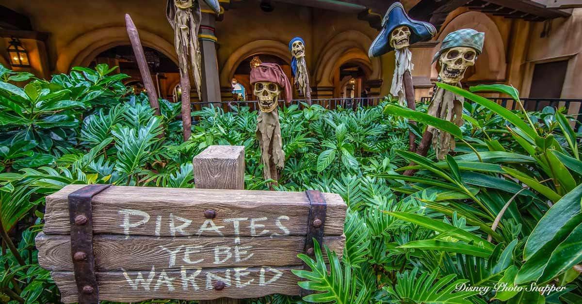 Pirates Be Warned Adventureland