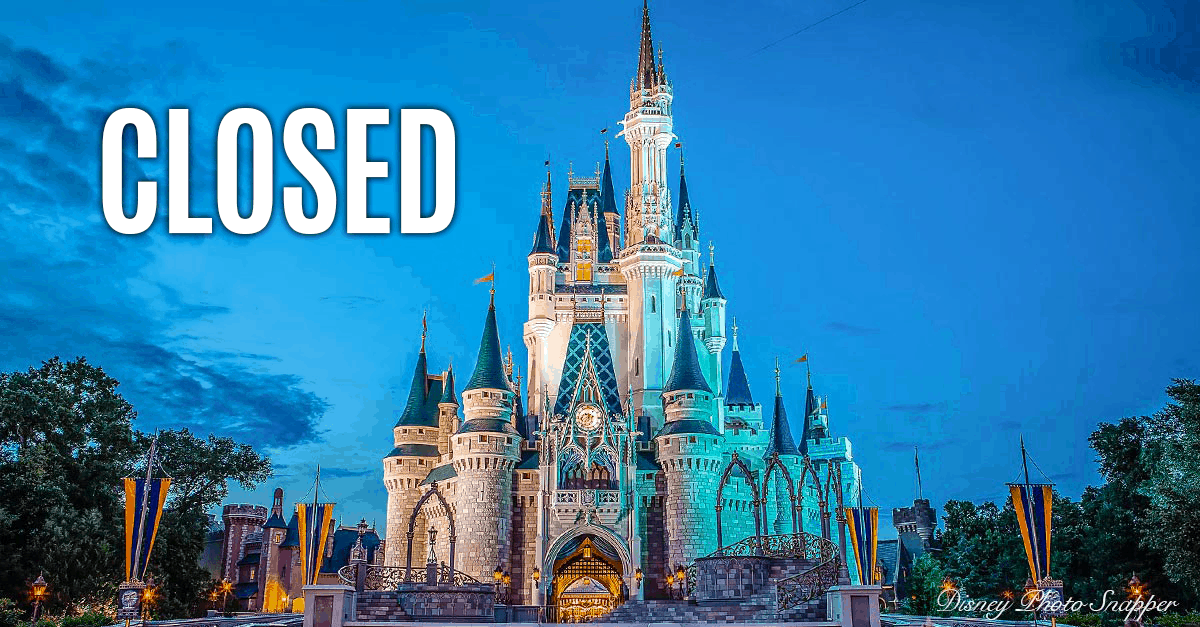 Castle Closed