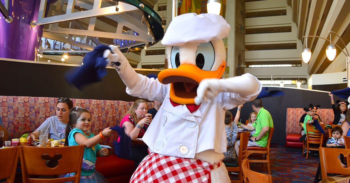 5 Best Character Dining Experiences In Walt Disney World