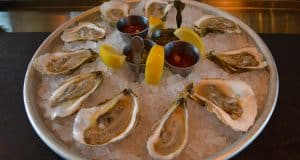 Boathouse Oysters
