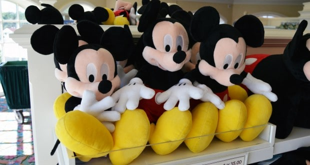 Mickey Plush Toys