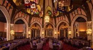 Cinderella's Royal Table