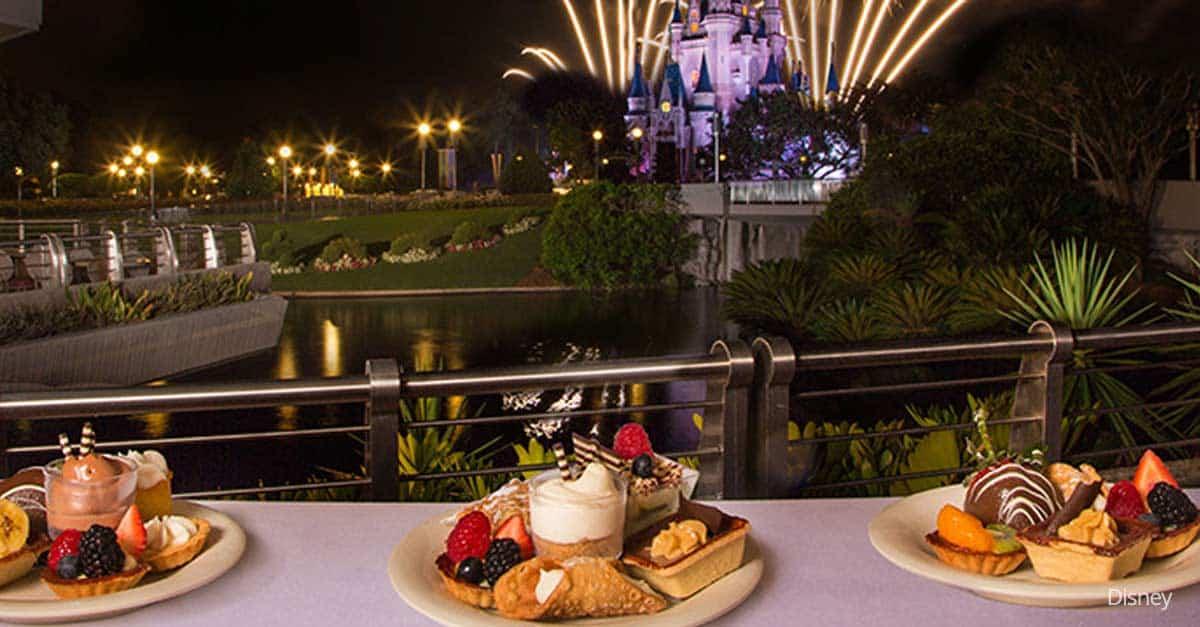 Tomorrowland Dessert Party