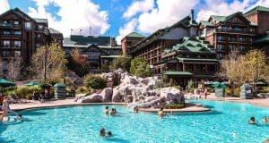 Wilderness Lodge Pool