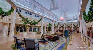 Port Orleans Lobby