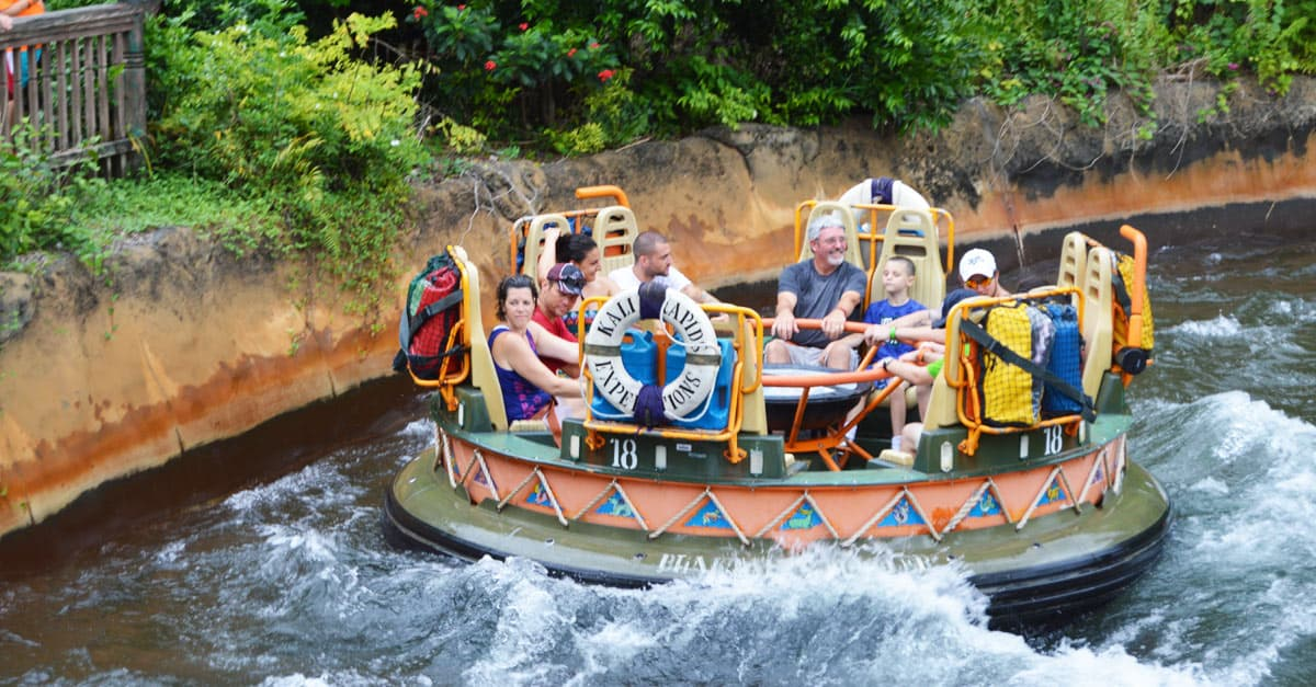 Top 10 Experiences At Walt Disney Worlds Animal Kingdom Park