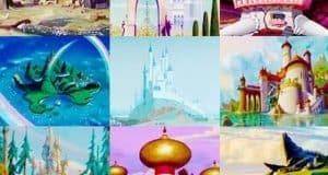 Disney Houses