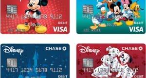 Disney Visa Cards